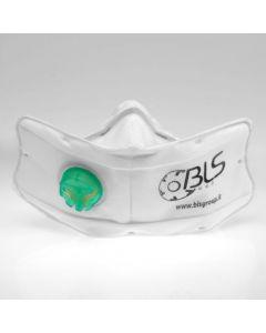 Hiukkassuojain BLS 829 Flickit FFP2. venttiilimalli. 10kpl