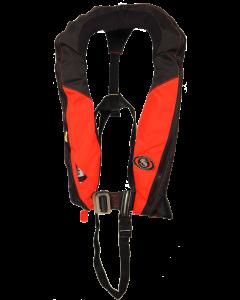Uppblåsbar räddningsväst Athena Marin/Vit